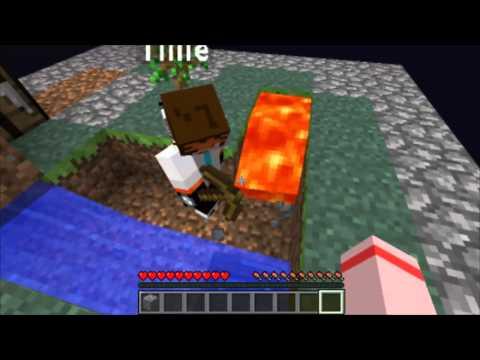 [Minecraft SkyBlock #1] การผจญภัยในเกาะลอยฟ้า