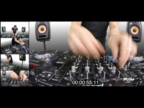 MODUS MIXING 50 SONGS in 271 seconds!!! [2017]
