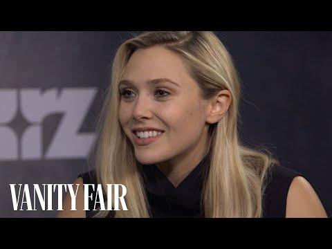 "Elizabeth Olsen Talks Romancing Tom Hiddleston's ""Hank Williams"" - I Saw the Light - TIFF 2015"