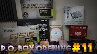 P.O. Unboxing 11