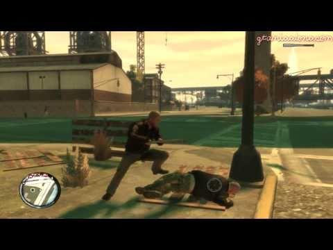 GTA: TLAD - PC - Side Mission - Gang War 25/25