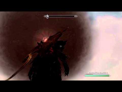 Blocking out the sun in Skyrim (Dawnguard)
