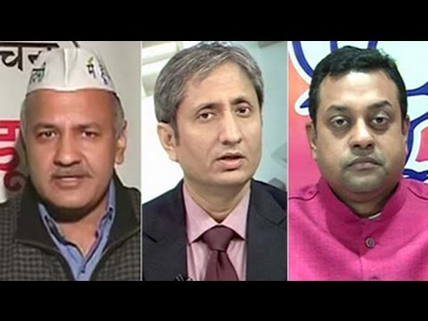 Are Delhi's polls going to be based on communal politics?