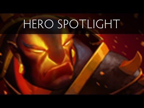 Dota 2 Hero Spotlight - Ember Spirit