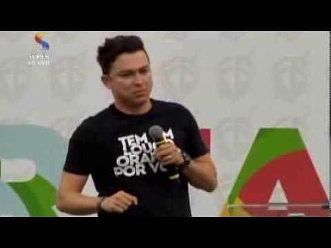 Melhorando Sua Vida Sentimental - Pr. Lucinho Barreto - Culto Fé video