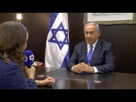 נתניהו בריאיון לערוץ 9 לאחר מעבר קריאה טרומית הצבעה הצעת חוק פיזור הכנסת כנסת