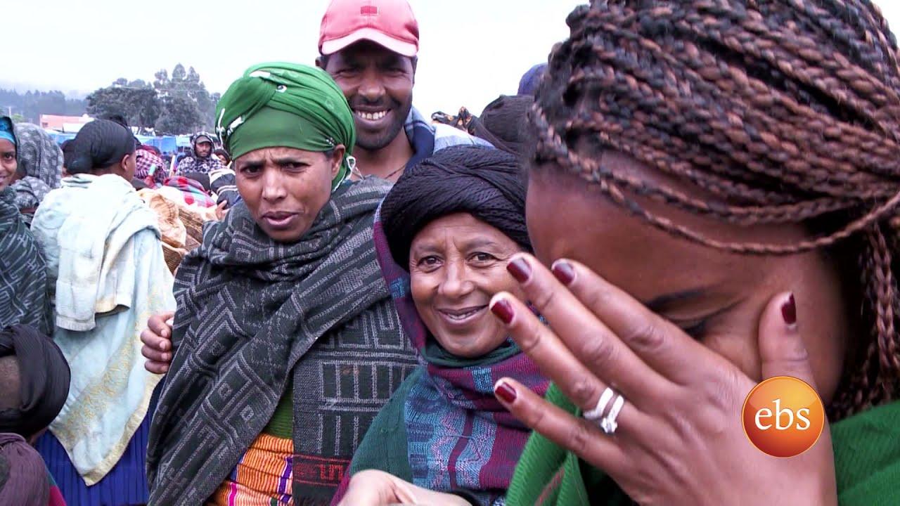 Discover Ethiopia: በጎጃም ሰና ወረዳ የሚገኘው የጮቄ ተራራ