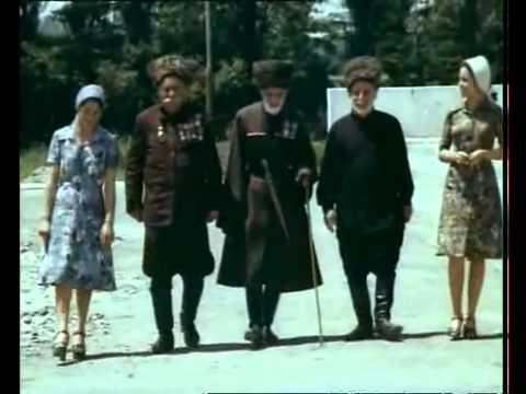Видео Чечня, Грозный 1978 год