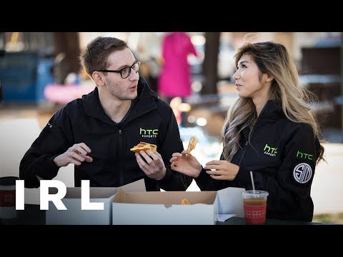Download  IRL | Bjergsen stuffs his face with Danishes - HTC Esports Gratis, download lagu terbaru
