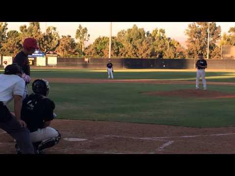 John Vozzella, Long Beach Poly Baseball #18 (CIF Southern Section)