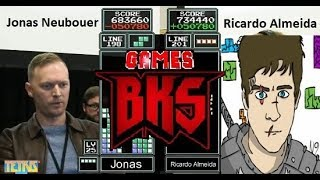 TETRIS - RICARDO ALMEIDA vs JONAS NEUBAUER - FINAL DO MUNDIAL!