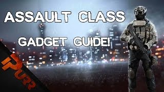 Assault Class Gadget Guide (Battlefield 4 Gameplay/Commentary)