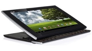 ASUS Eee Pad Slider Android 4.0 Upgrade & Quadrant Benchmark