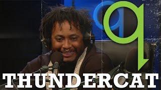 Thundercat on Drunk, Kendrick, Zappa & Kenny Loggins