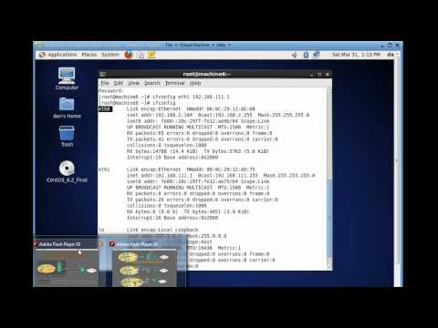 Use CentOS Linux for Routing. Proxy. NAT. DHCP - Part 3