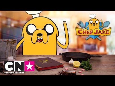 Время приключений | Шеф-повар Джейк представляет… Марселин | Cartoon Network