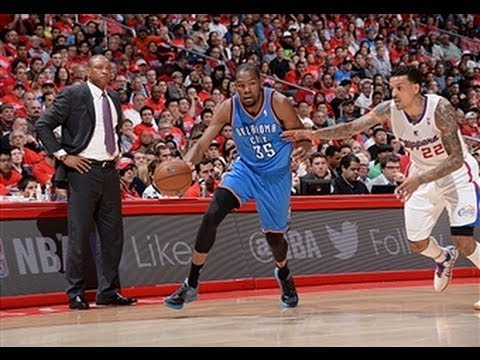Thunder vs. Clippers: Game 3 Highlights