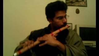 Lathey Di Chadar on Bansuri Flute (Pakistani Folk Music)