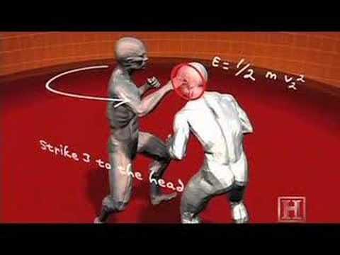 Human Weapon - Savate - Directe Fouete directe Jab Kick RH Image 1