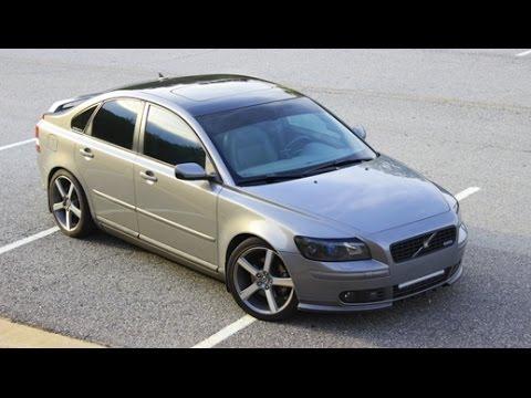 "Volvo S40, Custom ""Belgian"" Exhaust - YouTube"