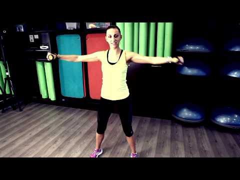 Exercitii De Aerobic Pentru Brate Cu Gerda Dumitru video