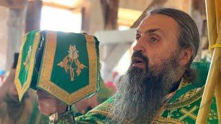 День Тезоименитства архимандрита Серафима