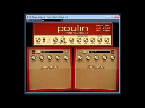 Poulin Hybrit FullStack v1.0 by LePou Plugins