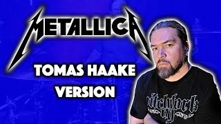 MASTER OF PUPPETS but it's played like TOMAS HAAKE
