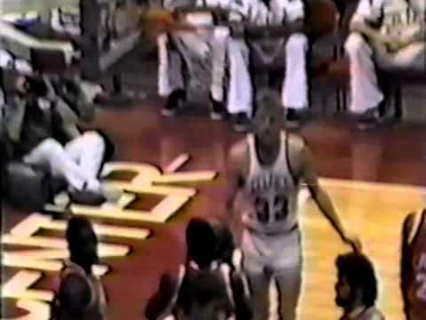 Larry Bird and Bill Walton: Basketball Magic (1986 Boston Celtics)