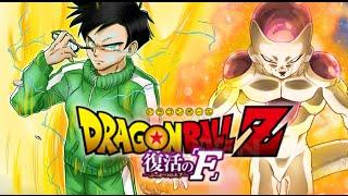 Dragon Ball Z: Battle of Gods - GOHAN Dragon Ball Z: Battle of Gods 2 2015 Movie Scenes - Revival of Frieza  復活の「F」