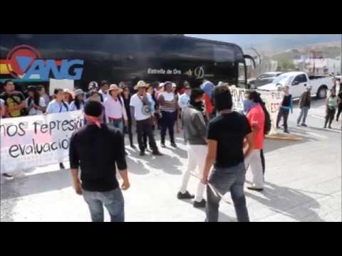 Otro bloqueo a la autopista del sol en Chilpancingo