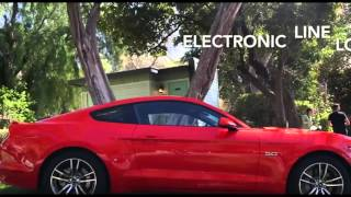 2016 ford mustang v6 test drive