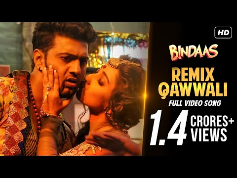 Remix Qawwali | Bindaas | Dev | Sayantika | Srabanti | 2014 video