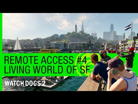 Watch Dogs  Direction San Francisco Episode