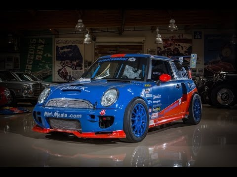 2002 Twin Engine Mini Cooper - Jay Leno s Garage