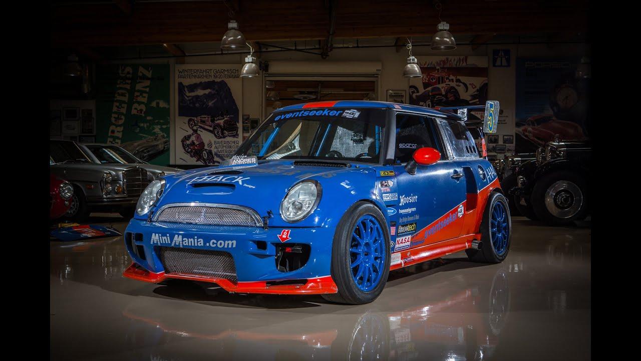 2002 Twin Engine Mini Cooper - Jay Leno U0026 39 S Garage