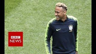 World Cup 2018: What's wrong with Neymar? - BBC News