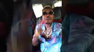 KRAZY video shoot in South Africa -  Shatta Wale
