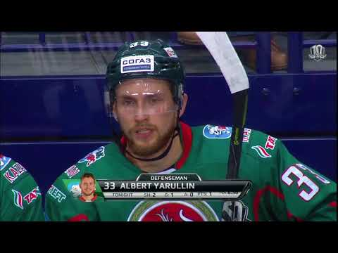Avangard 4 - Ak Bars 3 SO, 20 Nowember 2017 Highlights