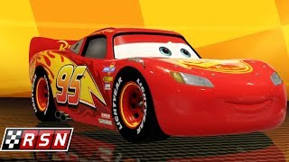 Disney Cars 3 Full Game Movie Driven To Win All Video Game Cutscene Cartoon Story Cinematics