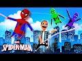 HOMEM ARANHA LONGE DE CASA DE MASSINHA DE MODELAR !! ( Spider Man Movie )