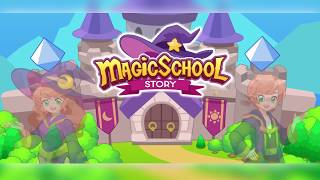 Magic School Story Official Trailer for iOS/Android ✨