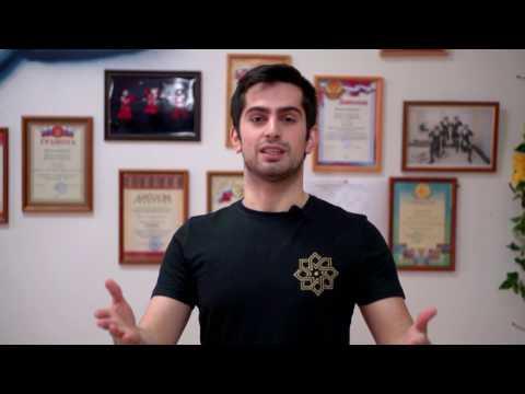 Трейлер!!! Обучающий видео курс Армянских народных  танцев.