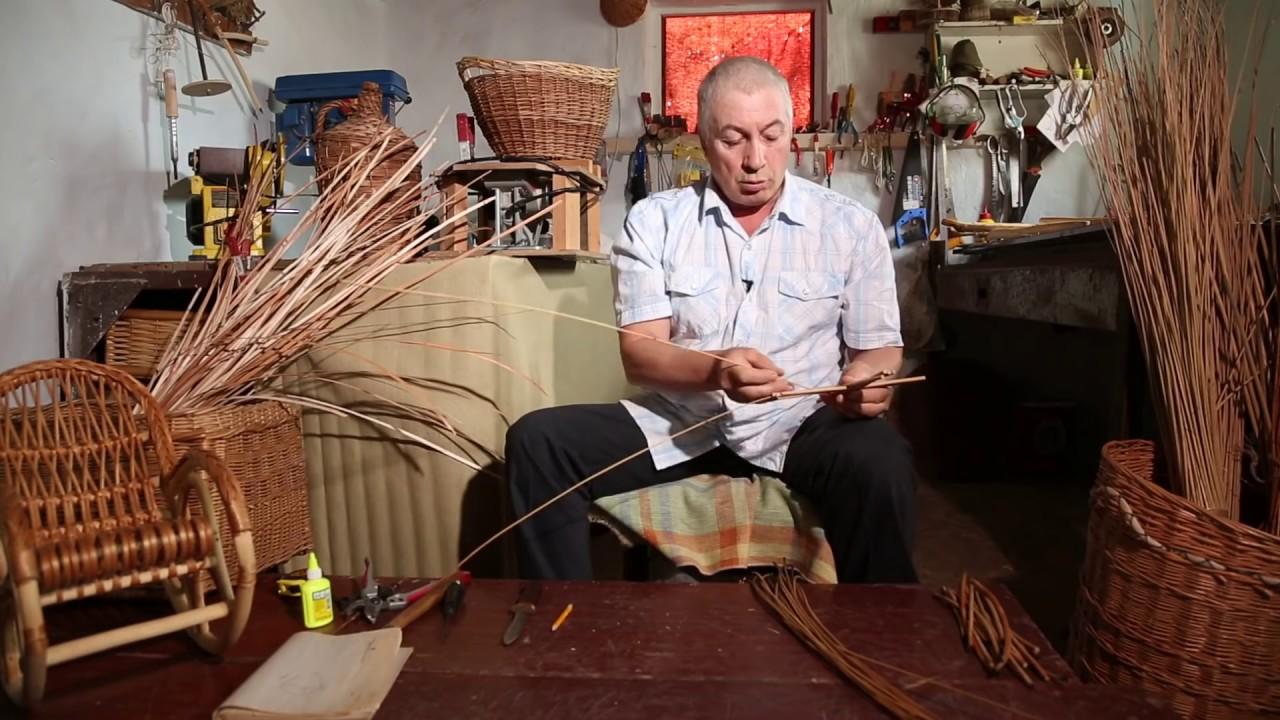 Плетение как ремесло