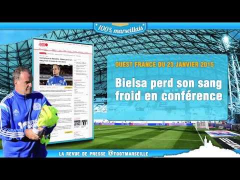 Bielsa s'emporte, Anigo libre... La revue de presse de l'Olympique de Marseille !