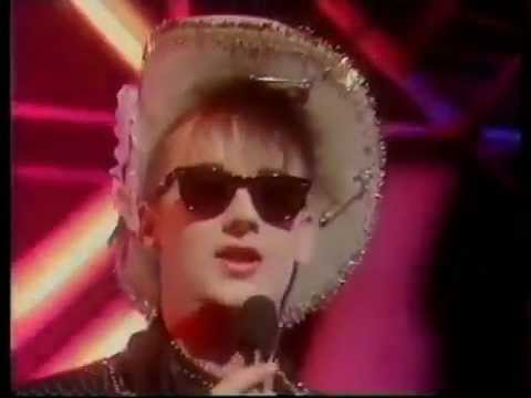 Culture Club - Move Away  h Quality)