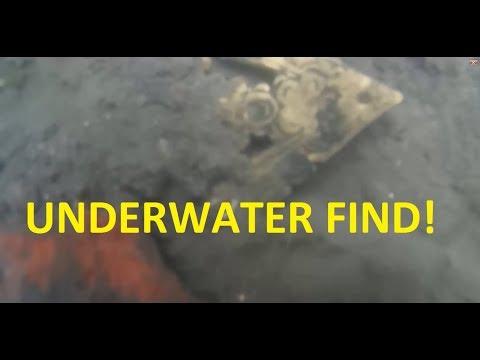 Podwodne Znalezisko I Gdańskie Odkrywanie Skarbów - Wykopki Metal Detecting & Treasure Hunting