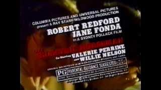 The Electric Horseman 1979 TV trailer #2