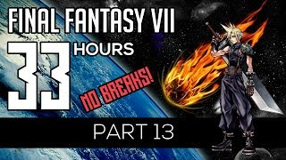 [Final Fantasy VII] I beat the game in 33 hours without breaks! Part 13/16 [ENG]