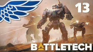 BATTLETECH   LIBERATION SMITHON PART 13 - BATTLETECH Let's Play Walkthrough Gameplay